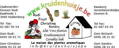 KruidenHuisje Logo